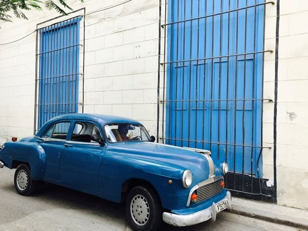 Romantic notions of Cuba often include vintage cars, and there are still plenty all over the
