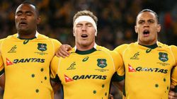 Family Loyalties Are Left Behind When Australia Play