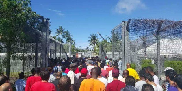 A Week Of Protests On Manus Continues After Attacks, Refugee Death And Power Shut