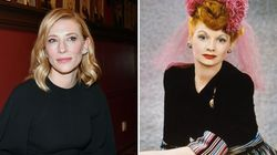 Cate Blanchett Set To Star In Lucille Ball Biopic For