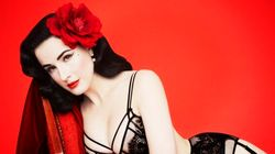 Dita Von Teese Says We Should Think Twice About Waist