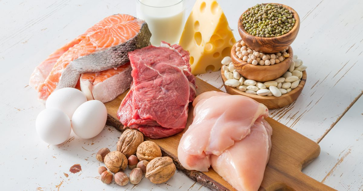 How Much Protein In Eggs, Chicken, Tuna, Beef, Dairy And