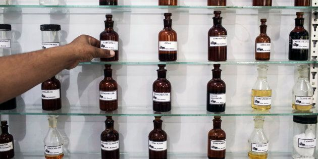 Oud has been used in the Middle East and parts of India for many