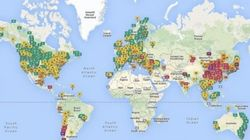 This Map Will Tell You If Pollution Levels Could Affect Your