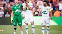 Chapecoense Plane Crash Survivors In Emotional Return To The