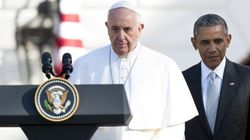 Pope Addresses Climate Change In White House