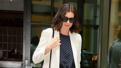 WATCH: Anne Hathaway Admits 'It Was Hard To Be Taken
