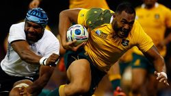 Rugby World Cup: David Pocock Pilots Wallabies To Win Over
