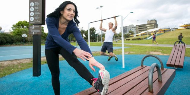 City Of Sydney Pledges No Resident Will Be More Than 800m Away From An Outdoor Exercise