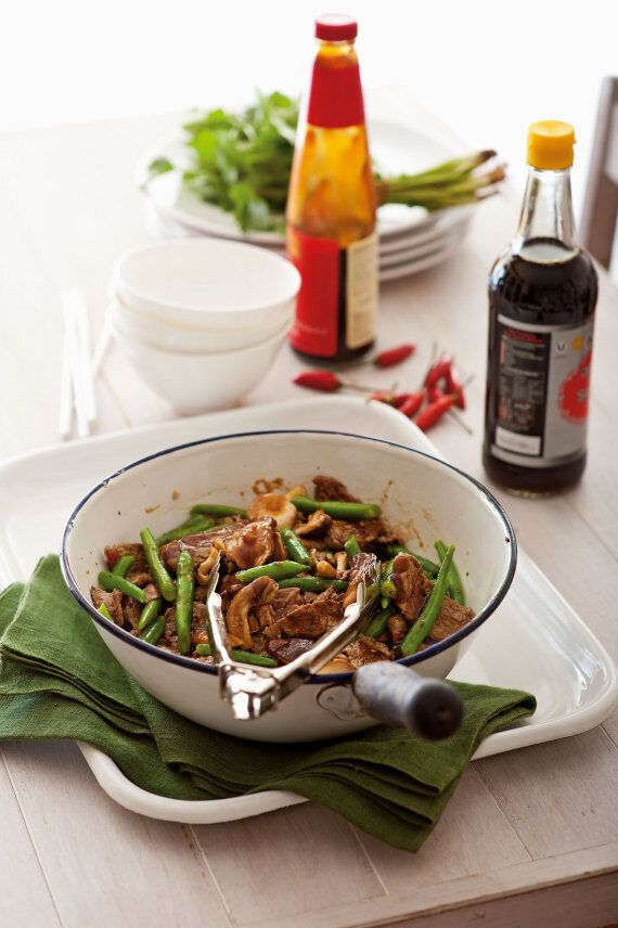 Healthy, Delicious And Easy Beef Stir Fry