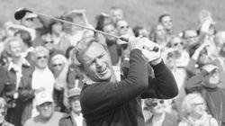 Legendary Golfer Arnold Palmer Dead At