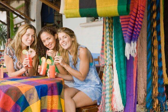 Express Gap Years: The Coming-Of-Age Travel Tradition Is Getting Shorter, More