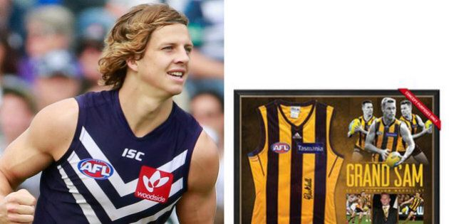 Nat Fyfe Wins 2015 Brownlow Medal... But The AFL Told Us It Was Sam