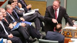 Joyce: 'Abbott Should Have Been Allowed To Step