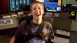 Cerebral Palsy And Being Quadriplegic Won't Stop Christopher