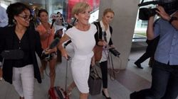 Male Airport Worker Sacked Over 'Uncomfortable' Julie Bishop