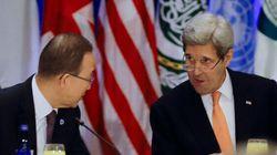 UN Security Council Endorses Roadmap For Peace In