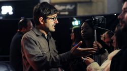Louis Theroux Is Just Bloody Loving His Time In