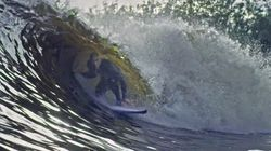 Kelly Slater's Artificial Barrel: A Game
