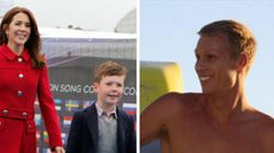 Young Danish Prince Saved From Strong Current On Gold Coast: