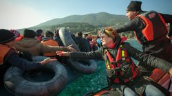 Susan Sarandon Joins Sea Rescue Team On Search For Refugees Headed To