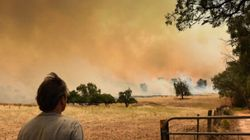 First Taste Of Bushfire Season Leaves 12 Homes Destroyed, And The Scorcher Has Just