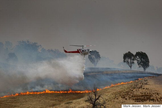 Staying Safe During Bushfire