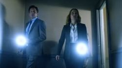WATCH: Mulder And Scully Reunite In New 'X-Files'