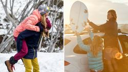 How to Snowboard And Surf In Australia On The Same Glorious Winter's