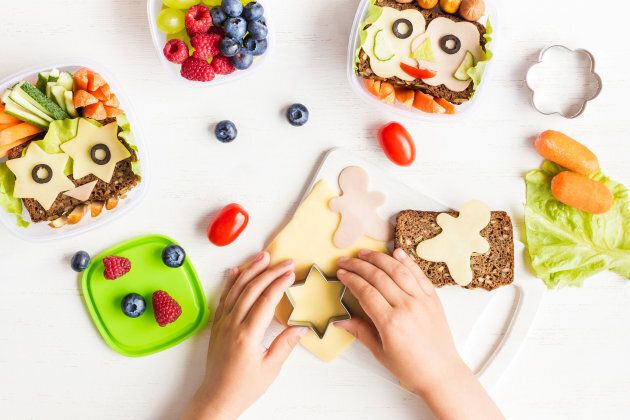 How To Make A Healthy Bento School Lunch