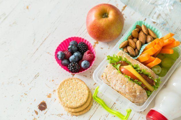 Opt for darker whole grain varieties of bread, crispbread and