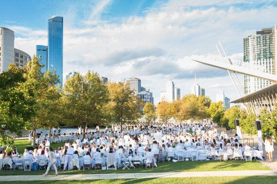 Secret Pop Up Picnic Returns To Australia -- First Stop,