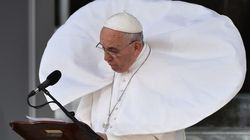 An Act Of God? The Pope Vs The Wind