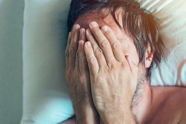 Sleep drunkenness feels terrible.