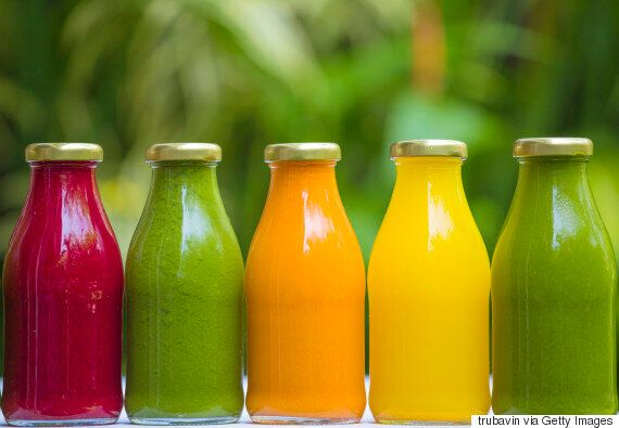 Cold-Pressed Juice: Is It Healthier Or