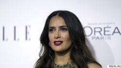 Salma Hayek Shuts Down Trump's 9/11 Mixup With The Perfect