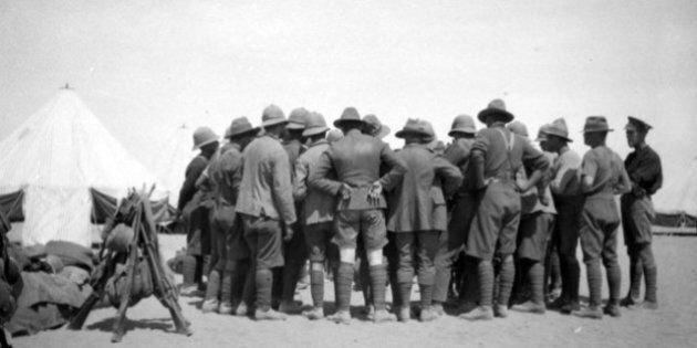 The Anzacs And Two-Up: The Reason We Play At Pubs On ANZAC