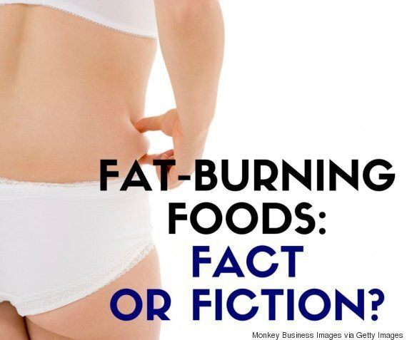 Foods That Burn Fat: Myth Or