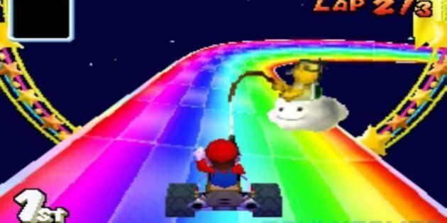 Don't We All Deserve A Booster On The Rainbow Racecourse Of