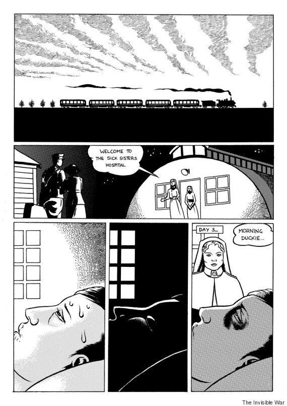 A Very Graphic, Graphic Novel About The Secret Killer Of