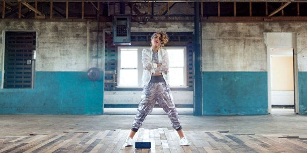 Macy Baez, A Deaf Teen From New South Wales Is Taking On The Hip Hop