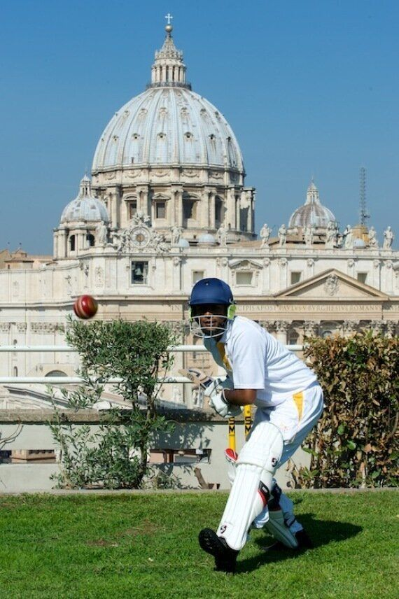 Australian Priest Organising Vatican City Cricket Team To Play All-Muslim