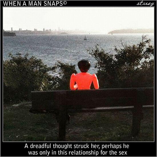 When A Man