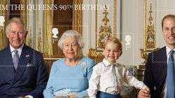 Prince George Has His Own Stamp, And It's Unbelievably