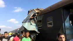 Egypt Train Crash Kills 37 Outside Coastal City Of