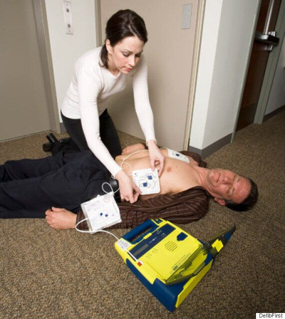 Victorian Nurse Campaigns For Defibrillators To Be As Common As Fire