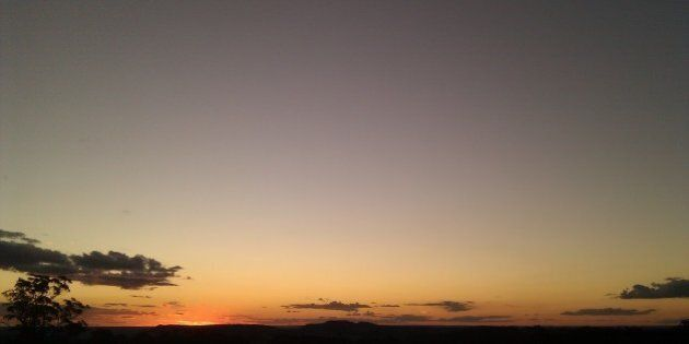 Sunset Mt