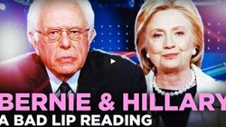 Bad Lip Reading Hilariously Takes On Bernie And