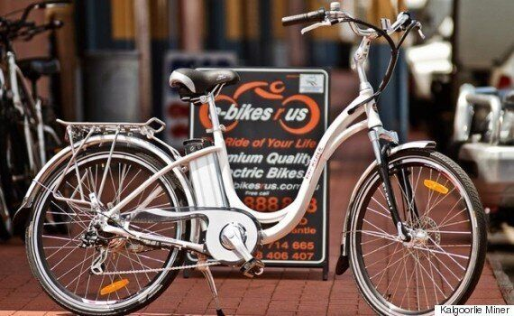 E-Bikes Take The Puff Out Of Cycling: Perth Is Leading The