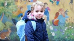 Sweet Home Video Shows Prince George Takes After Grandpa